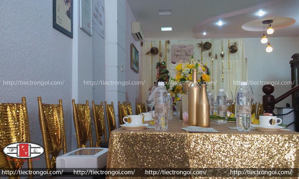 Dịch vụ cưới trọn gói tại Tp. Hồ Chí Minh