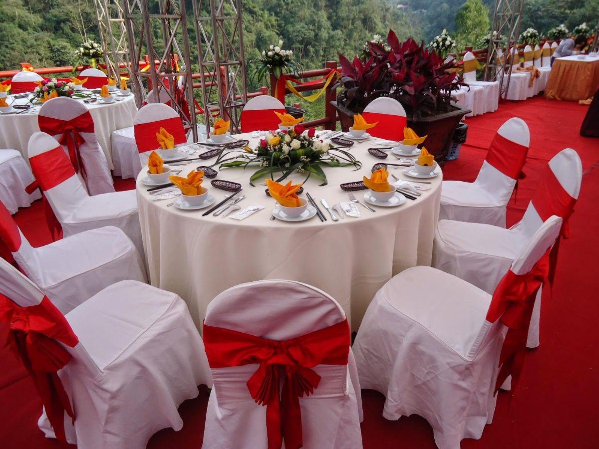 Cho thuê bàn ghế tiệc tại TpHCM